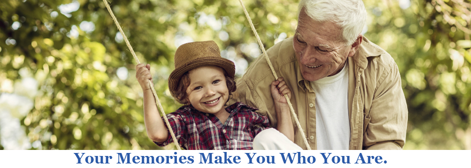 Your Memories Make You Who You Are